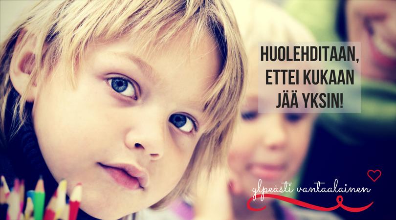 Ennaltaehkäisevä Lastensuojelu